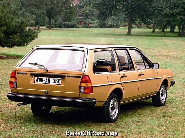 Volkswagen Passat Santana 1.3 (60Hp) (Механика)