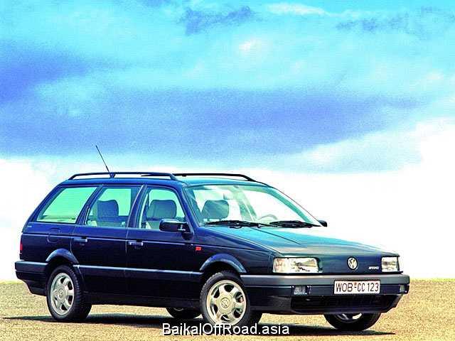 Volkswagen Passat Variant 2.8 VR6 (174Hp) (Автомат)