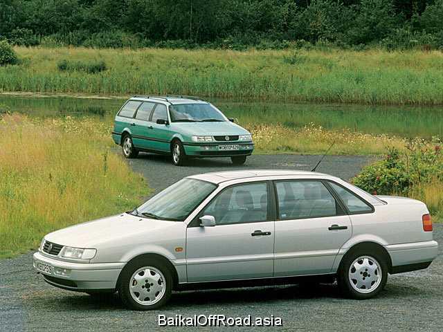 Volkswagen Passat 2.8 (174Hp) (Автомат)