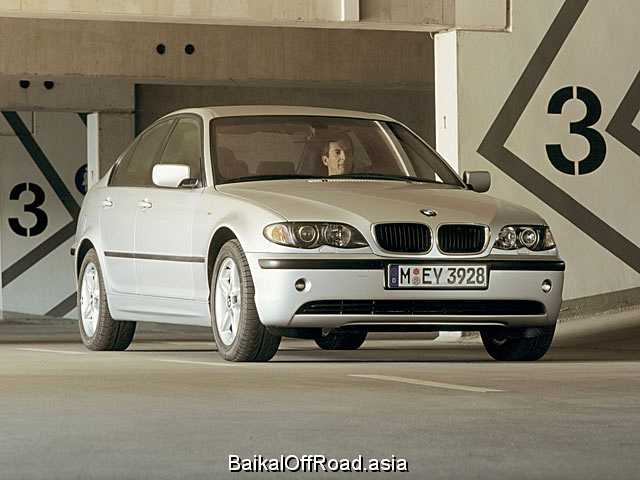 BMW 3 Series 318i  (143Hp) (Механика)