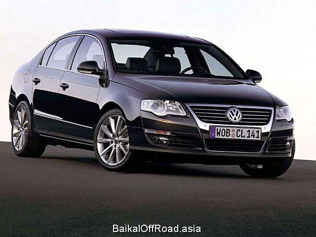 Volkswagen Passat 2.0 TDI (140Hp) (Механика)