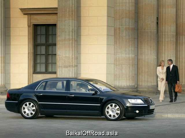 Volkswagen Phaeton Long 4.2 Long (335Hp) (Автомат)