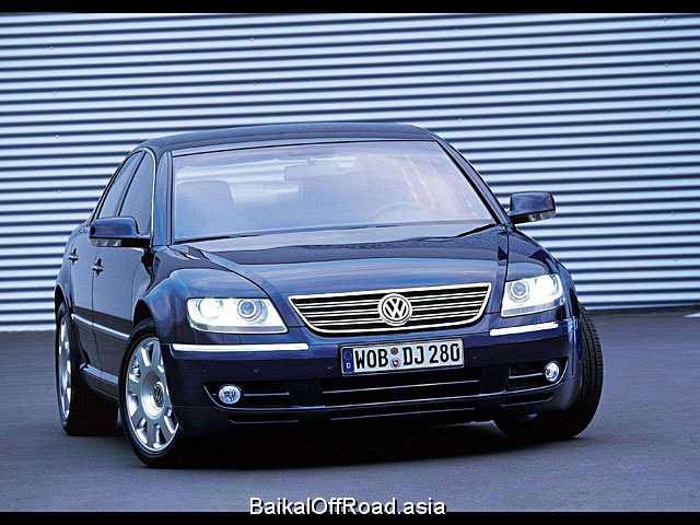Volkswagen Phaeton (facelift) 3.6 (280Hp) (Автомат)