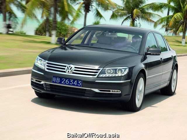 Volkswagen Phaeton (facelift) 6.0 (450Hp) (Автомат)