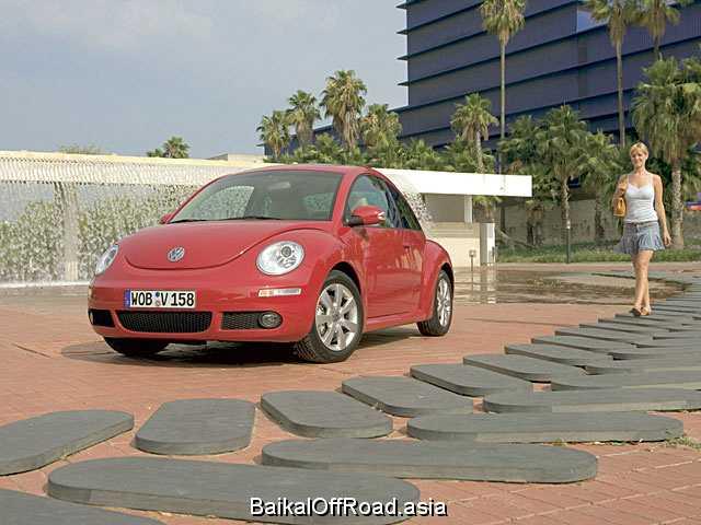 Volkswagen New Beetle 1.6 (100Hp) (Механика)