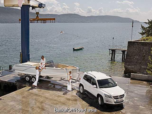 Volkswagen Tiguan 2.0 4motion (200Hp) (Механика)