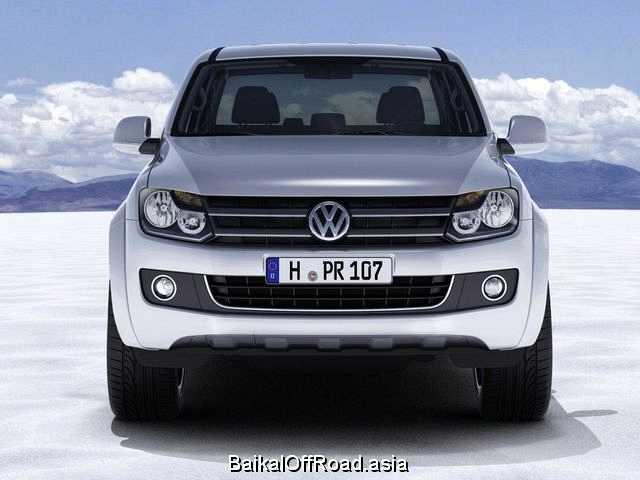 Volkswagen Amarok 2.0 (122Hp) (Механика)