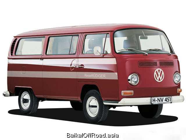 Volkswagen Type 2 1.7 (66Hp) (Механика)