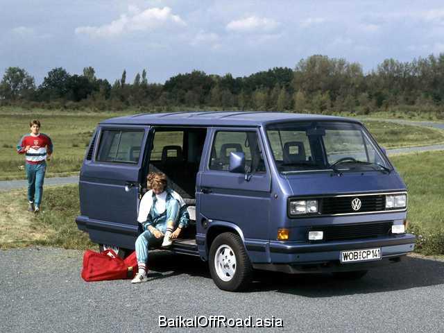 Volkswagen Transporter 1.9 (83Hp) (Механика)