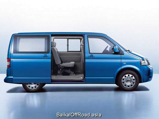 Volkswagen Transporter 3.2 V6 4motion (235Hp) (Автомат)