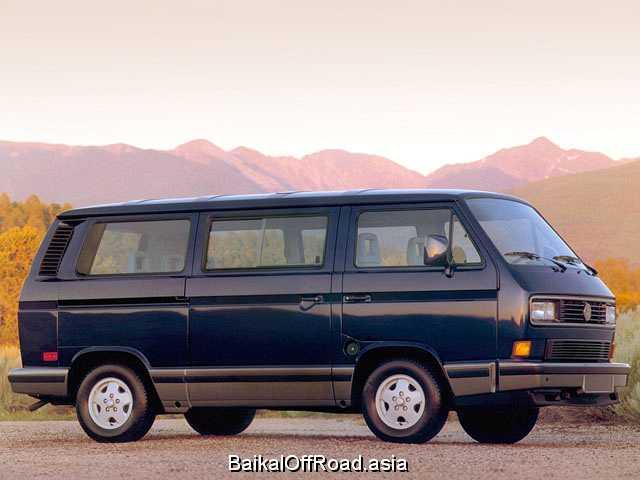 Volkswagen Caravelle 1.6 TD (69Hp) (Механика)
