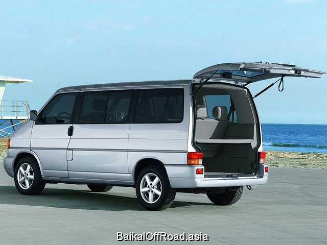 Volkswagen Caravelle 2.5 (115Hp) (Автомат)