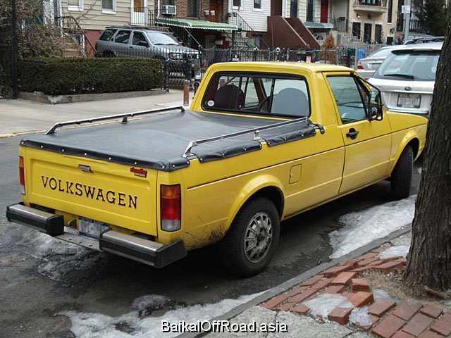 Volkswagen Caddy 1.6 (75Hp) (Автомат)