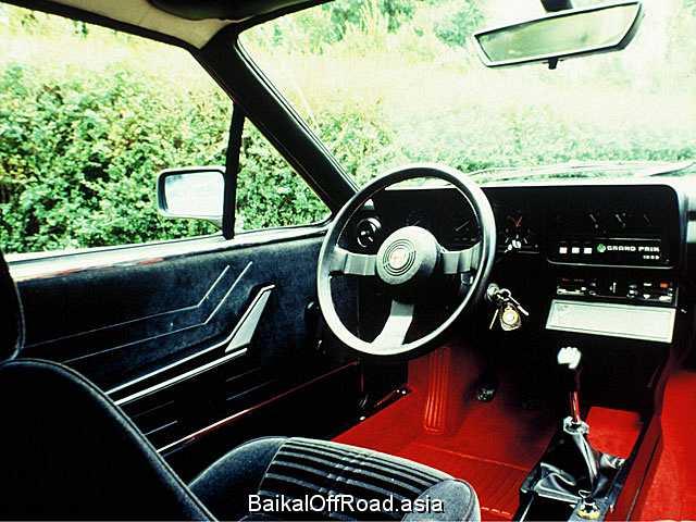 Alfa Romeo Alfetta GT 1.8 (116Hp) (Механика)