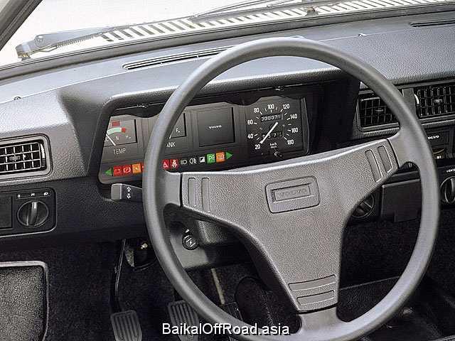 Volvo 340 1.7 (80Hp) (Механика)