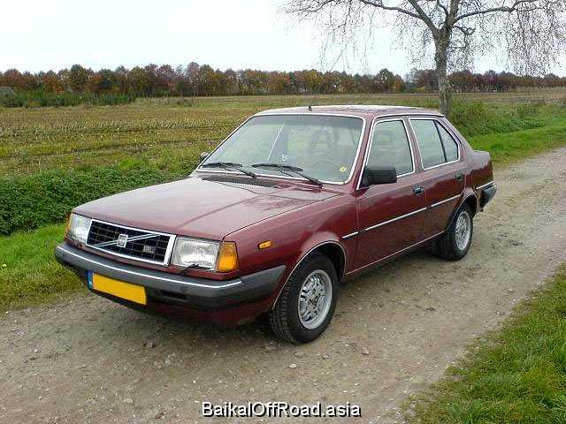 Volvo 360 1.4 (69Hp) (Механика)