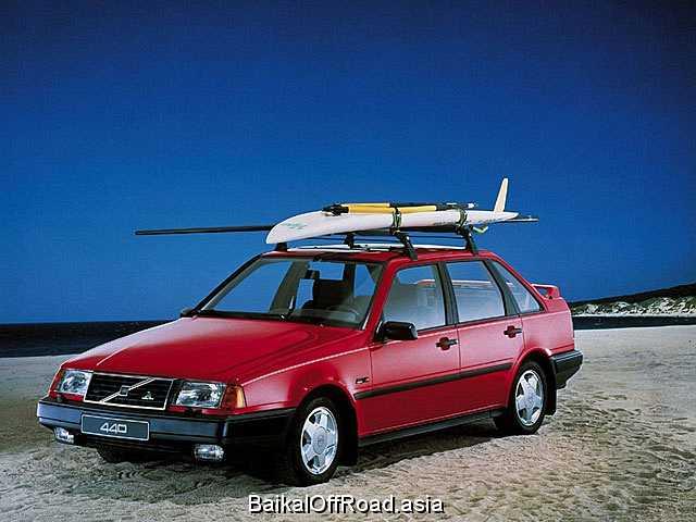 Volvo 440 1.7 (106Hp) (Механика)