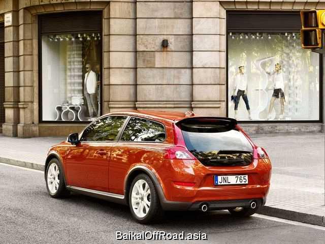 Volvo C30 (facelift) 2.4D (180Hp) (Механика)