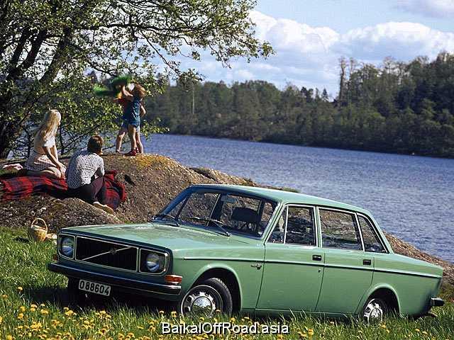 Volvo 140 2.0 (95Hp) (Механика)