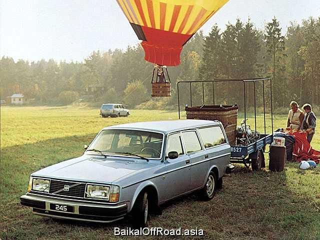 Volvo 240 Kombi 2.3 (110Hp) (Механика)
