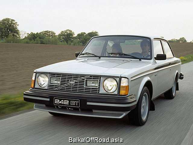 Volvo 260 Coupe 2.7 (140Hp) (Механика)