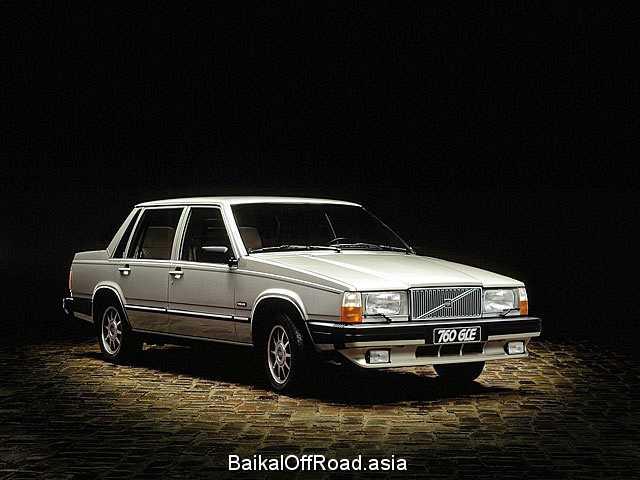 Volvo 760 2.4 Turbo Diesel (112Hp) (Механика)