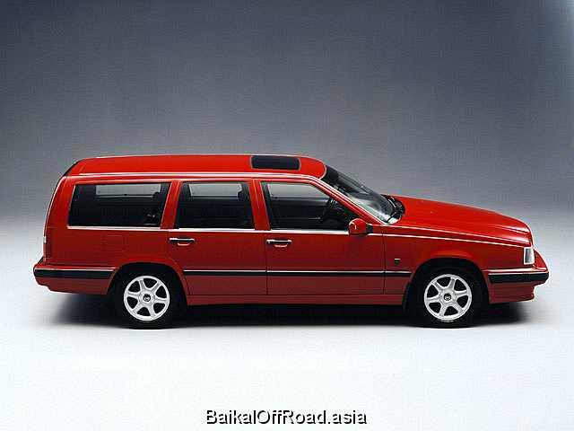 Volvo 850 Kombi 2.5 20V (170Hp) (Механика)