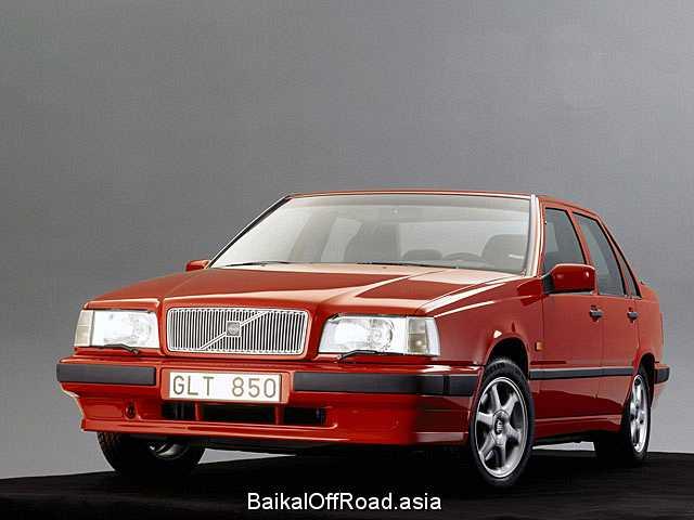 Volvo 850 2.5 20V (170Hp) (Автомат)