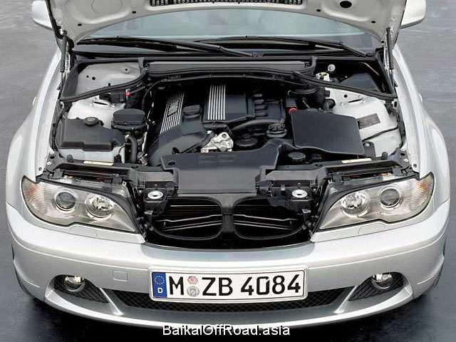 BMW 3 Series Cabrio 323i  (170Hp) (Автомат)