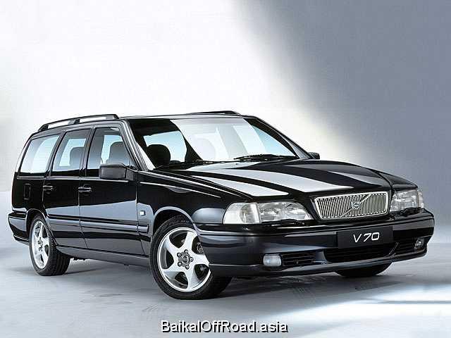 Volvo V70 Kombi 2.5 20V Turbo (193Hp) (Механика)