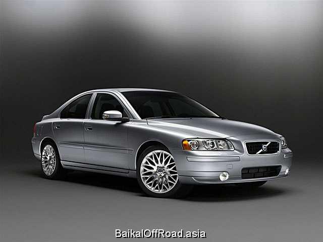 Volvo S60 2.5 i 20V AWD (210Hp) (Механика)
