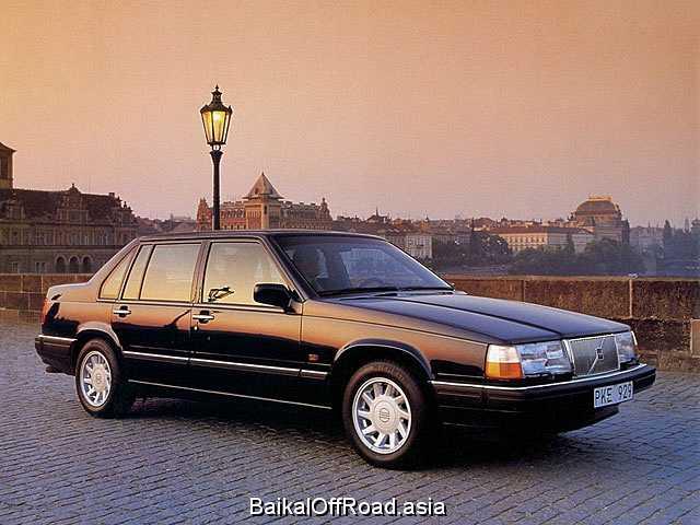 Volvo 940 2.8 i V6 (147Hp) (Автомат)