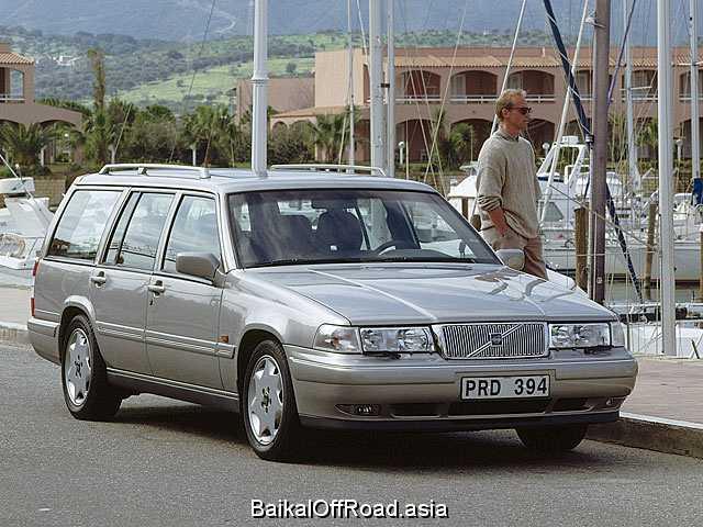 Volvo 960 Kombi 2.5 i V6 24V (170Hp) (Механика)