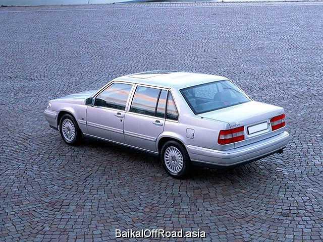 Volvo S90 2.9 24V (180Hp) (Автомат)