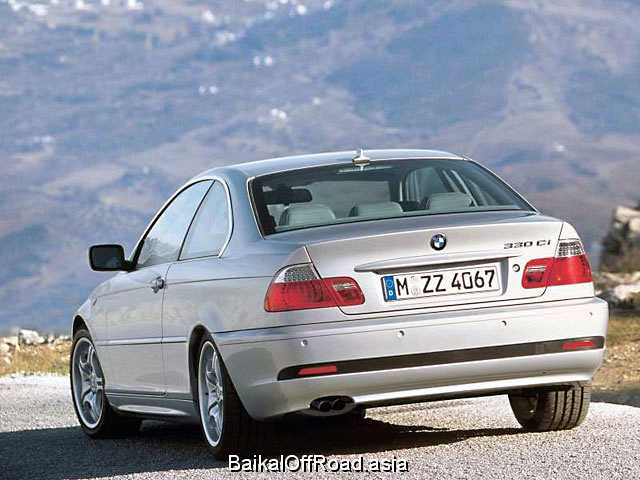 BMW 3 Series Coupe 323Ci  (170Hp) (Механика)