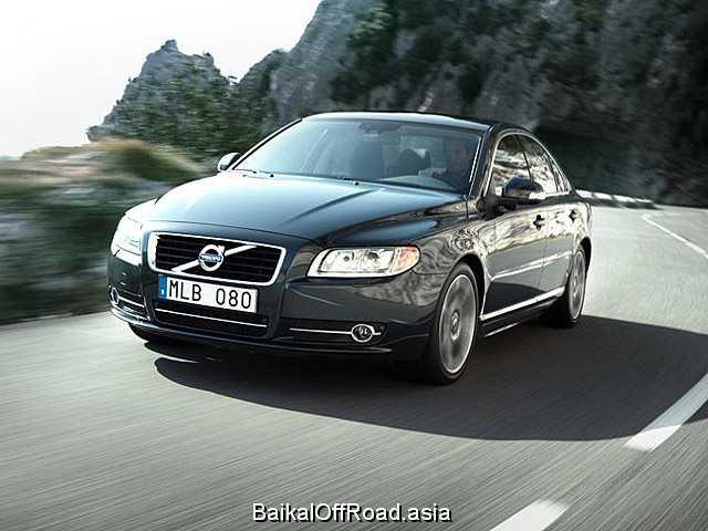 Volvo S80 2.4 D (163Hp) (Механика)