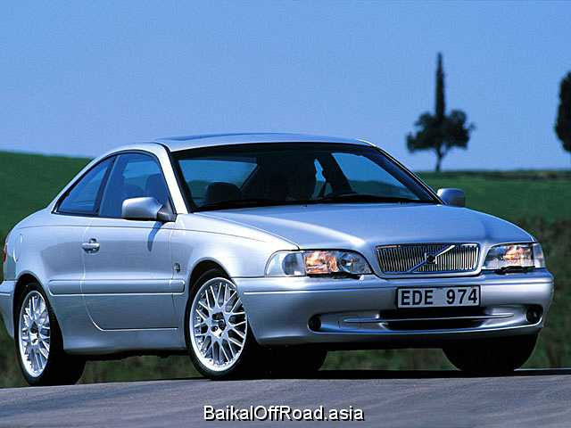 Volvo C70 Coupe 2.3 20V T-5 (240Hp) (Автомат)