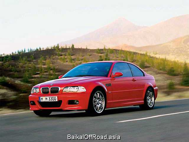 BMW M3 Coupe 3.2 i 24V CSL (360Hp) (Автомат)