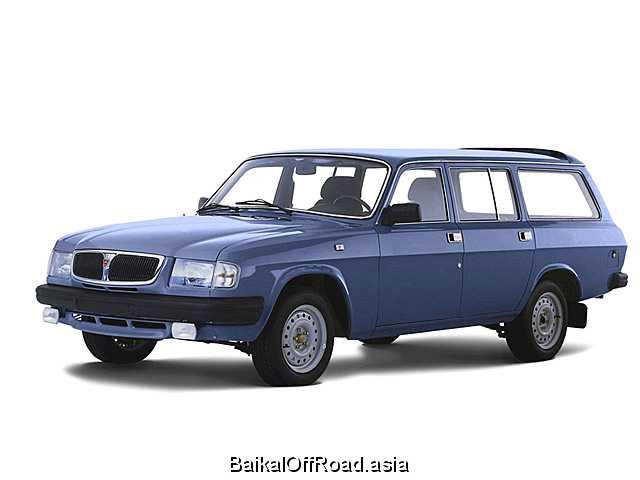 ГАЗ 310221 2.4 i 16V (131Hp) (Механика)