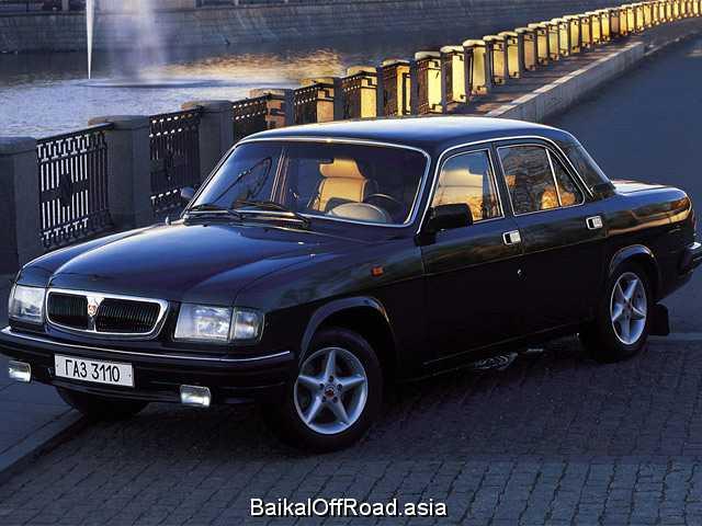 ГАЗ 31105 2.1 TD (95Hp) (Механика)