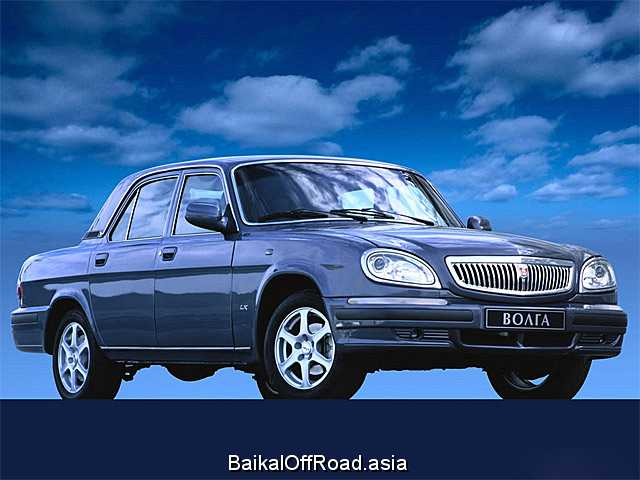ГАЗ 31105 2.4 Chrysler DOHC (137Hp) (Механика)