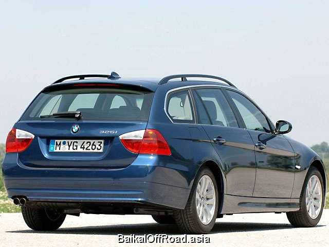 BMW 3 Series Touring 318d  (143Hp) (Механика)
