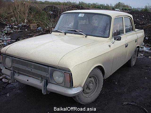 Москвич 427 Kombi 1.5 (75Hp) (Механика)