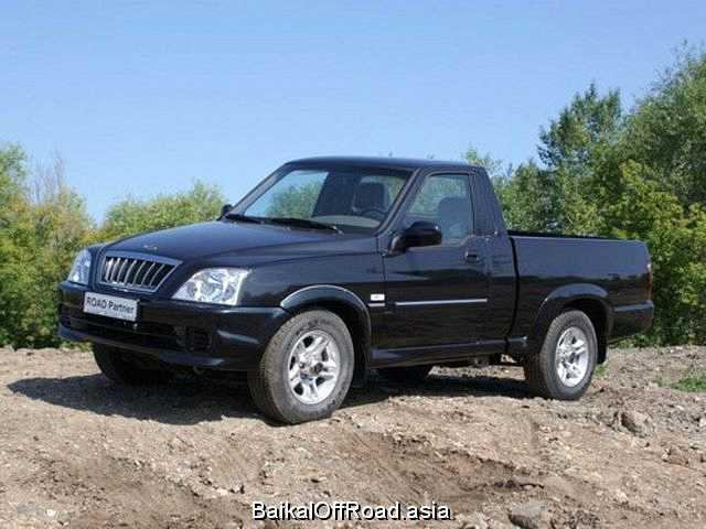 ТагАЗ Road Partner 2.3 (150Hp) (Механика)