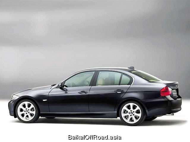 BMW 3 Series 318d  (122Hp) (Механика)
