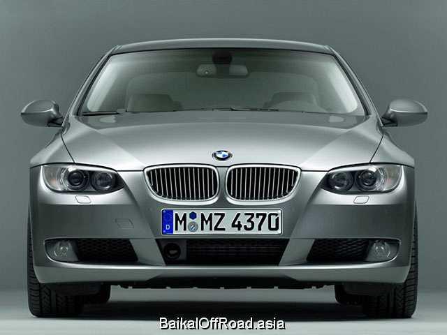 BMW 3 Series Coupe 325Xi  (216Hp) (Механика)