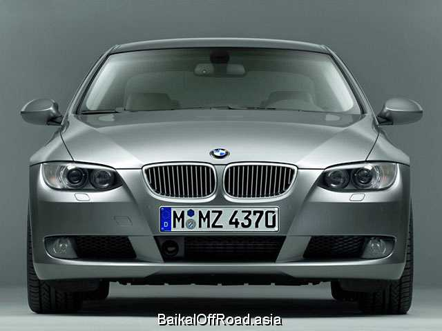 BMW 3 Series Coupe 335d  (286Hp) (Автомат)