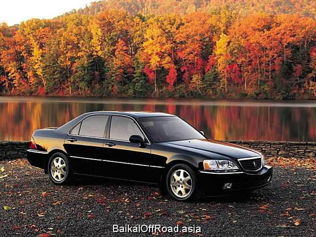 Acura RL 3.5 i V6 24V AWD (294Hp) (Автомат)