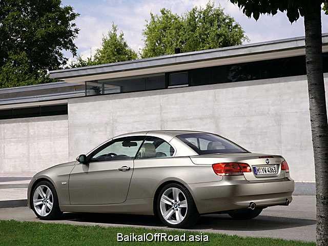 BMW 3 Series Cabriolet 335i  (306Hp) (Механика)
