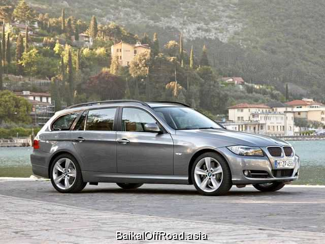 BMW 3 Series Touring (facelift) 320d  (177Hp) (Механика)